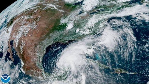 Tormenta tropical Cristóbal se reorganiza y se dirige hacia Luisiana, EE.UU.