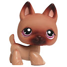 Littlest Pet Shop Small Playset German Shepherd (#375) Pet