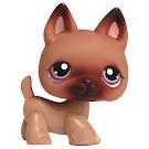 Littlest Pet Shop Small Playset German Shepherd (#375) Pet