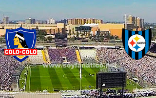 Colo Colo vs Huachipato Copa Chile 2016