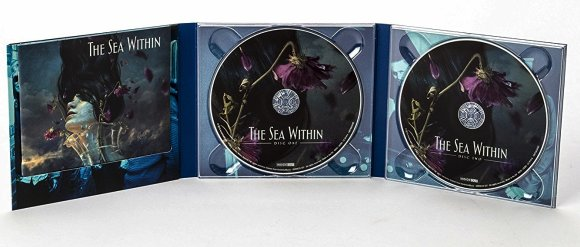 THE SEA WITHIN - The Sea Within [Special Edition 2CD Digipak] (2018) discs