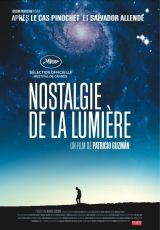 """Carátula del DVD: """"Nostalgia de la luz"""""""