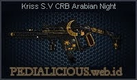 Kriss S.V CRB Arabian Night