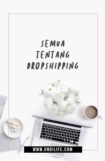 Pengertian Dropshipping bisnis online