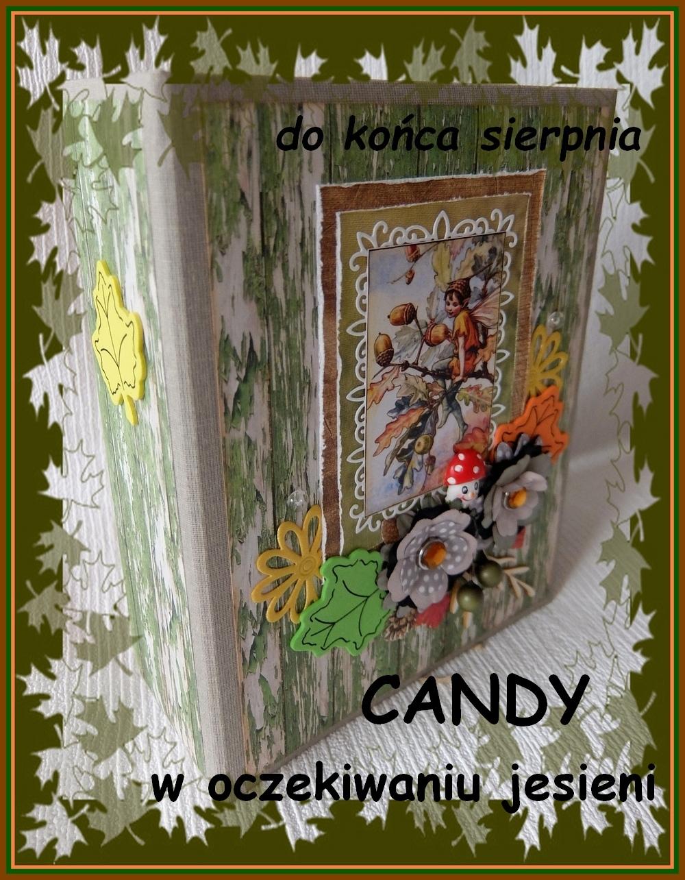 Jesienne candy w PAPIEROWYM JARMARKU