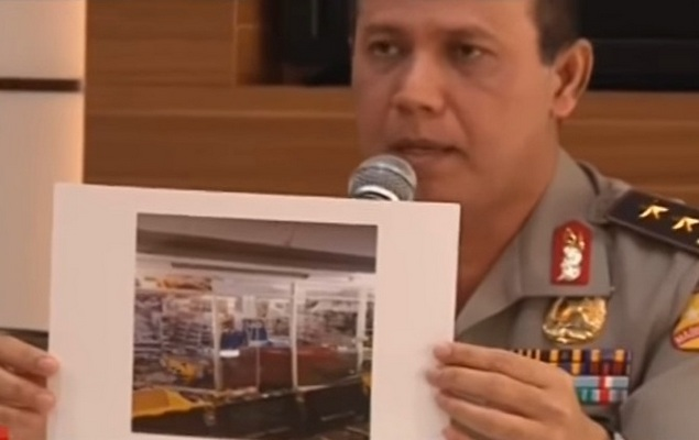 Bungkam Fitnah Ahoker! POLRI: Penjarahan Minimarket Murni Kriminal Tidak Ada Kaitan AKSI BELA ISLAM