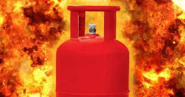 Cooking gas the danger we live with!