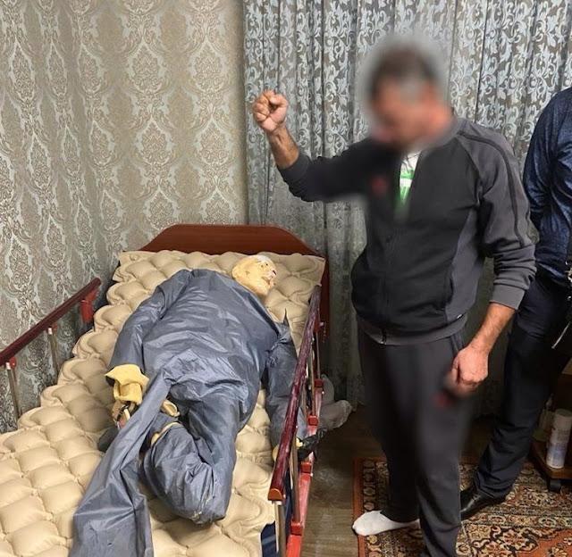 «Да когда ты уже сдохнешь»: бизнесмен пять дней убивал свою престарелую мать на Ставрополье