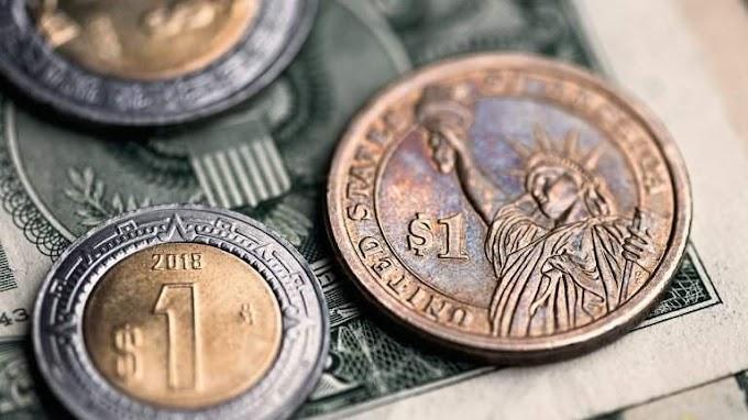 Peso avanza ante declive de dólar