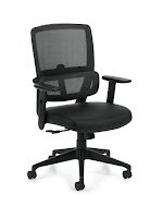 OTG12110B Office Chair