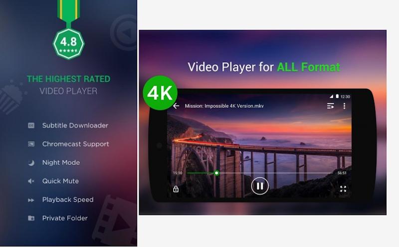 VIDEO PLAYER ALL FORMAT - XPLAYER V2.1.8.2 [PREMIUM][MODDED]