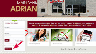Click Enroll option to create new account