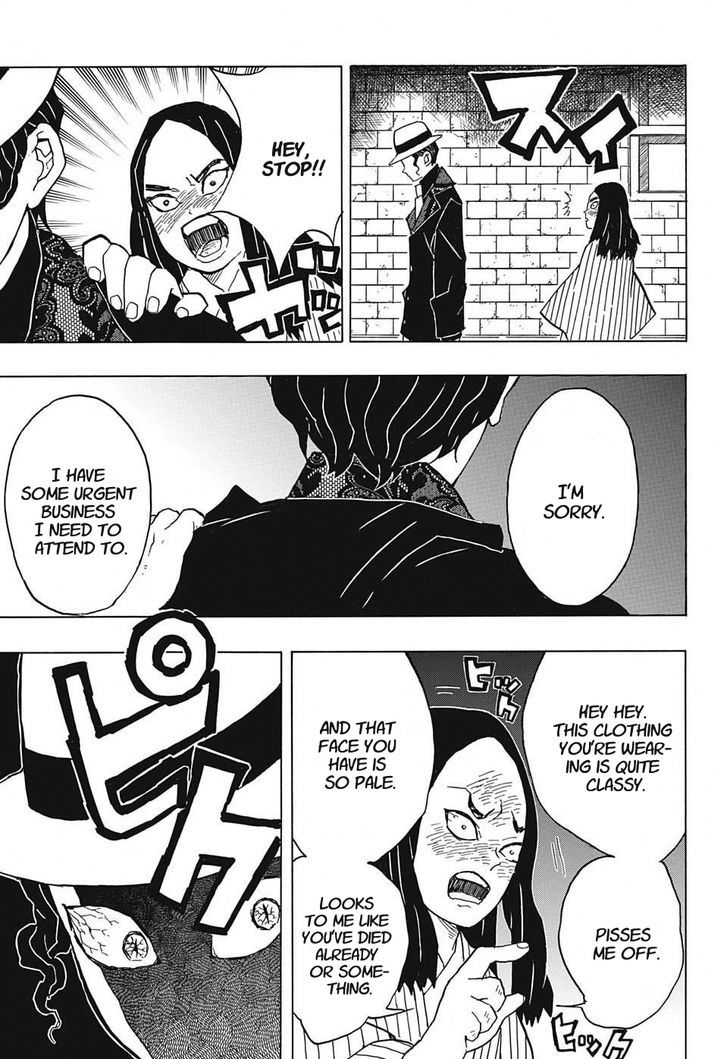 DEMON SLAYER: KIMETSU NO YAIBA CHAPTER 14 190