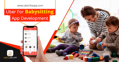 on demand babysitting app