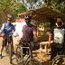 Kapolsek Jatisari AKP H.Marsono S.Pd MM Goes Sepeda Bersama Para Anggota Polsek Di Wilayah Jatisari