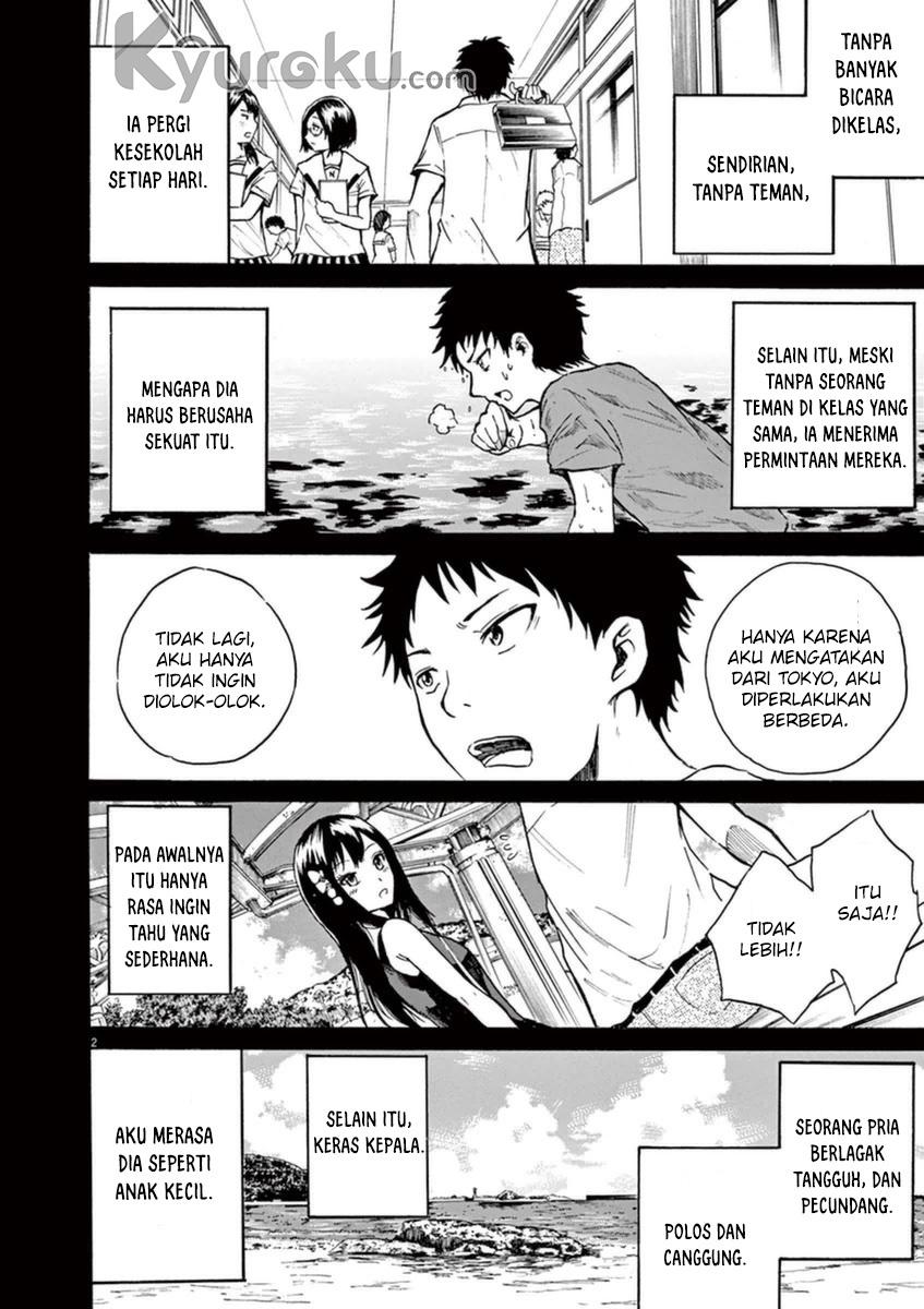 Hachigatsu no Ghost: Chapter 10 - Page 4