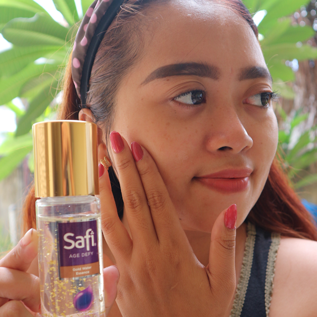 SAFI AGE DEFY FIRST IMPRESSION