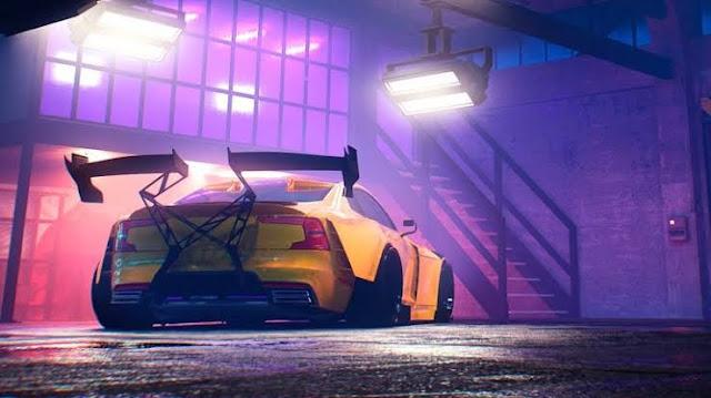 Need for Speed Heat/Eletronic Arts/Divulgação