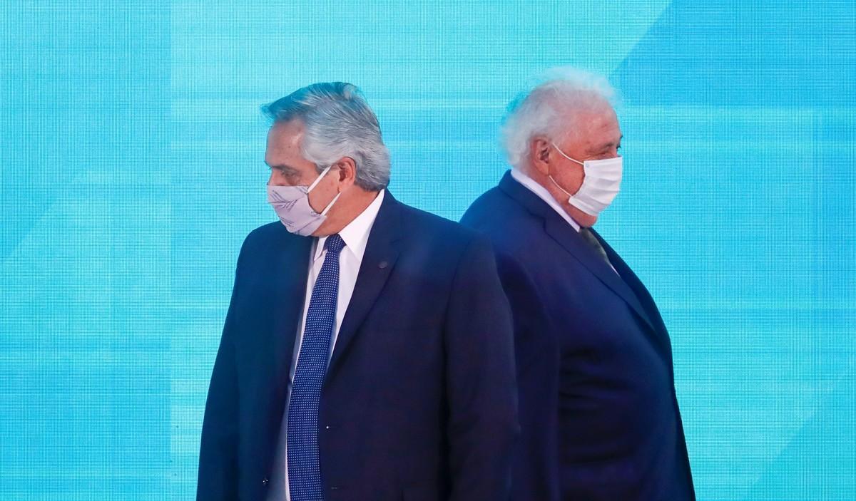 Alberto Fernández le pidió la renuncia a Ginés González García por el escándalo del Vacunatorio VIP
