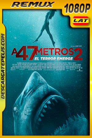 A 47 metros 2: el terror emerge (2019) 1080p BDRemux Latino – Ingles