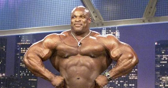Bodybuilders have Xtreme Body Shapes