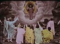 Escena película La vida y la Pasión de Cristo - 1903