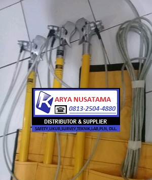 Jual Set Flash 20kV Grounding Set 70-150 di Banten