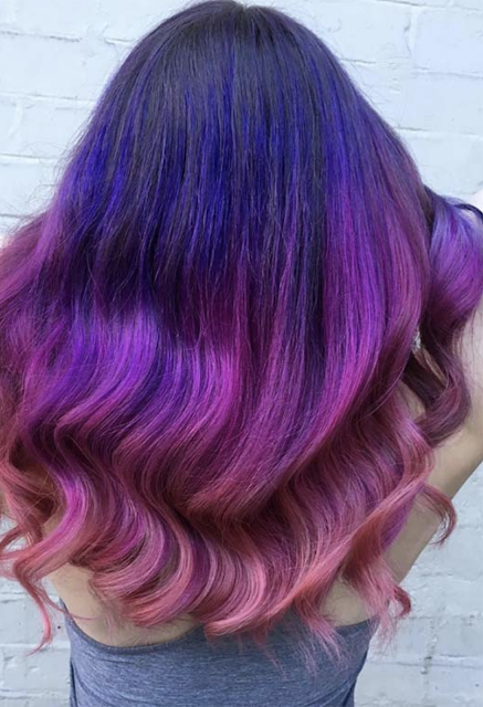 latest hairstyle color ideas 2019