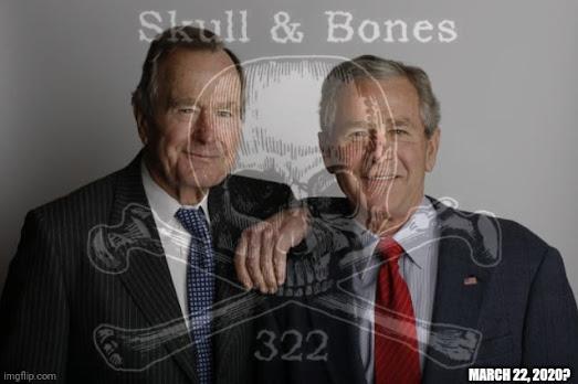 George Bush Harriman Skull and Bones oligarchy British Empire colonialism
