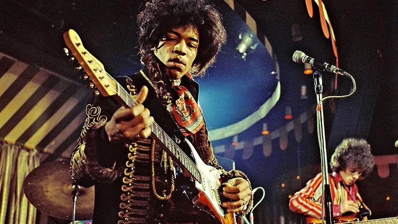 Kisah dan Perjalanan Hidup Jimi Hendrix, Dewa Gitar Legendaris Dunia