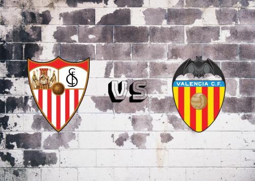 Sevilla vs Valencia  Resumen