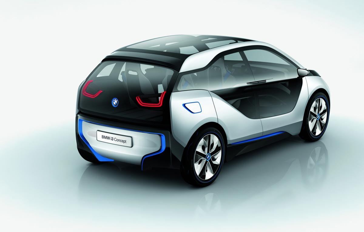 Cars Today Bmw I3 Electric City Car