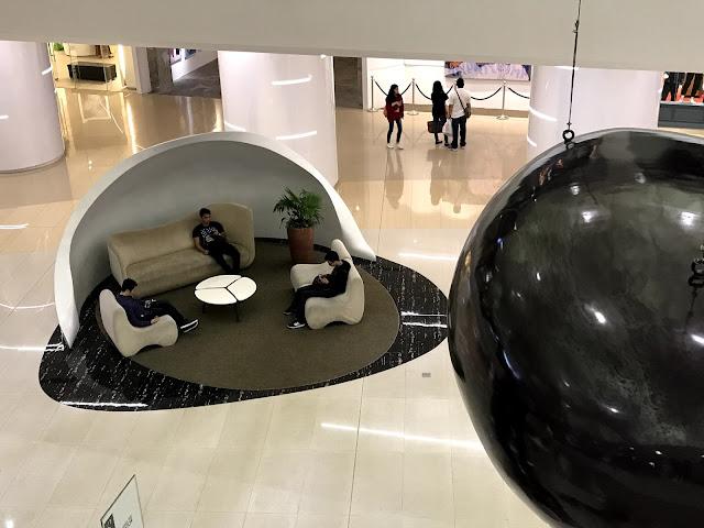 S Maison Mall Conrad Manila