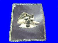 Schnauzer Blanket Throw Tapestry