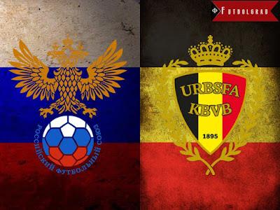 مشاهدة مباراة بلجيكا وروسيا