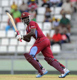 West Indies vs New Zealand 1st T20I 2014 Highlights