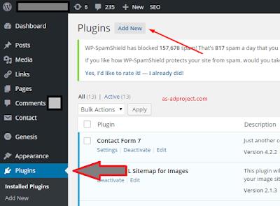 Cara Memasang Iklan Google Adsense di Wordpress Tahap Pemula