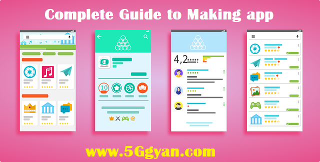 Complete Guide to Making app Course - 250,000+ Download