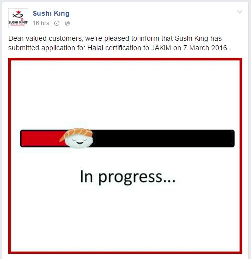 Sushi King Halal