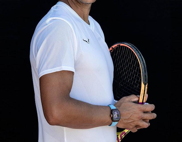 Richard Mille RM 27-04 Tourbillon Rafael Nadal