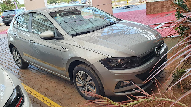 Volkswagen Polo 2020 - tabela de preços e fotos