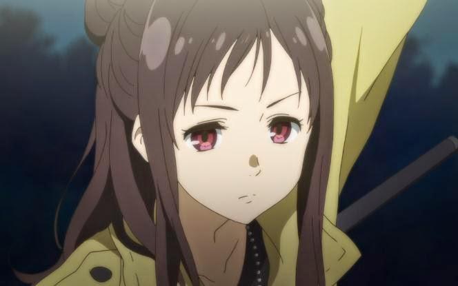 Kyoukai no Kanata BD Episode 7 – 8 (Vol.4) Subtitle Indonesia