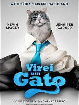 Virei um Gato Dublado Online