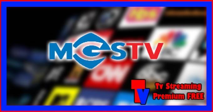 Live Streaming TV - MGSTV