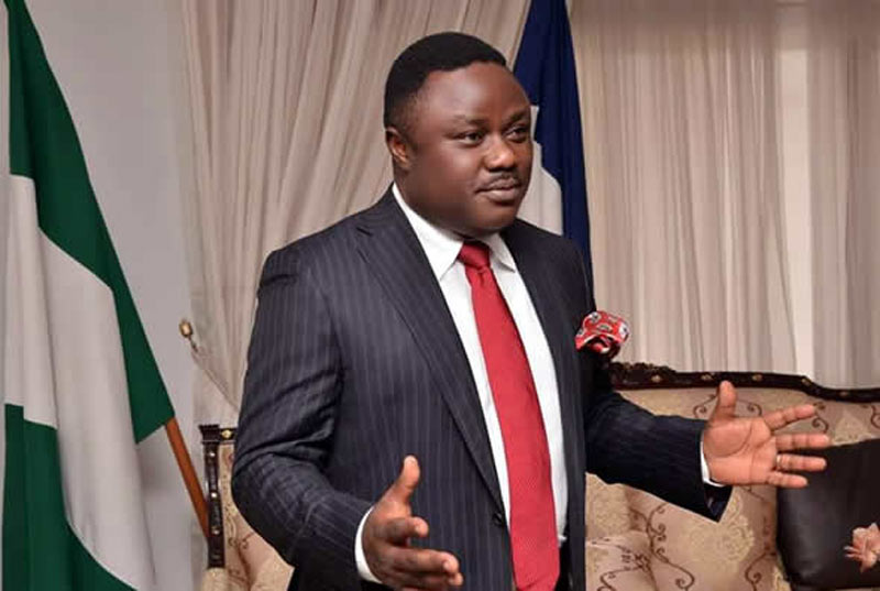 Cross Rivers State governor Ben Ayade floors opponent at Supreme Court