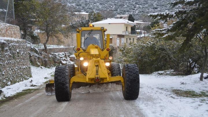 Επιδείνωση του καιρού με καταιγίδες και έντονες χιονοπτώσεις στην ΑΜΘ