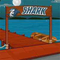 ZooZooGames Shark Attack Hunting Fish