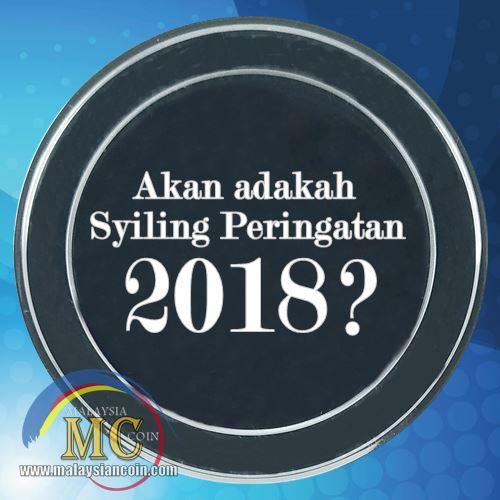 Syiling Peringatan 2018