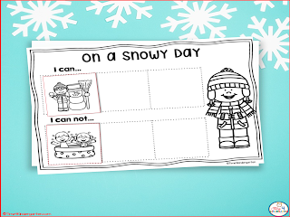 the Snowy Day Ezra Jack Keats Free Resources