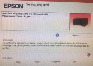 Epson L1110 Printer Resetter Free Download